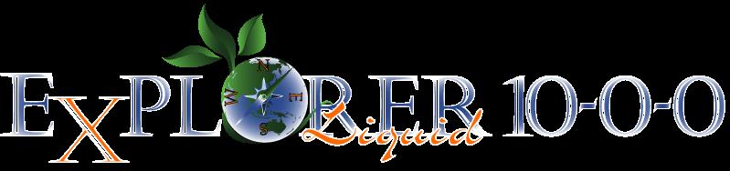 Explorer liquid organic nitrogen logo